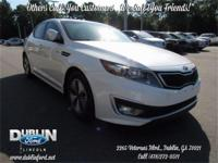 2013 Kia Optima Hybrid EX FWD  New Price! *BLUETOOTH