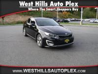 Certified Vehicle! CarFax 1-Owner, This 2013 Kia Optima