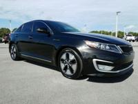 New Price! LOCAL TRADE IN, Optima Hybrid EX, 4D Sedan,