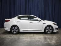 One Owner Clean Carfax Hybrid Sedan with Backup