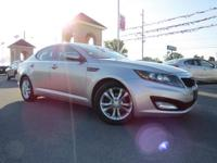 This 2013 Kia Optima LX will sell fast Value Priced