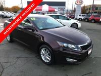 FRESH TRADE!Come see this well maintained 2 owner Kia