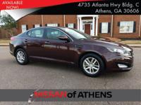 Check out this 2013 Kia Optima LX. Its Automatic
