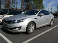 **2013 KIA OPTIMA LX**FACTORY ALLOY