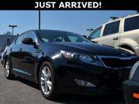 Just Reduced! This Optima features:35/24 Highway/City