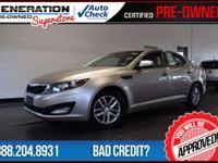 2013 Kia Optima. You'll NEVER pay too much at