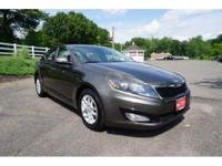 2013 Kia Optima LX Beige  Kia Certified Pre-Owned