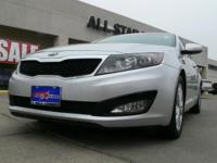 2013 KIA OPTIMA LX SEDAN LX Our Location is: All Star