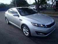 2013 Kia Optima Sedan EX Our Location is: Dyer