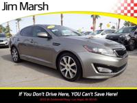 Optima SX Tech, 2013 model with a clean Carfax! A