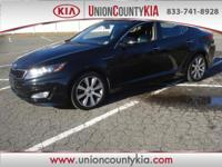 **In Transit, **CARFAX CERTIFIED, Optima SX, Black, 18