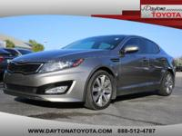 2013 Kia Optima SX Turbo Sedan, *** FLORIDA OWNED