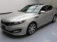 This awesome 2013 Kia Optima comes loaded with the