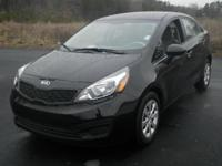 2013 KIA RIO 4dr Car LX Our Location is: Nelson Kia -