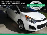 2013 Kia Rio 5dr HB Man LX Our Location is: Enterprise