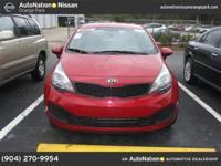 2013 Kia Rio Our Location is: AutoNation Nissan Orange