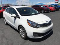 New Inventory* Gets Great Gas Mileage: 36 MPG Hwy.. Kia