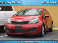 2013 Kia Rio LX FOR SALE in Gainesville near Valdosta,
