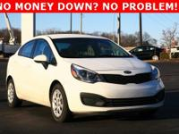 Rio Kia 2013 6-Speed Automatic FWD 1.6L I4 DGI 16V