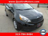 Check out this 2013 Kia Rio EX. Its Automatic