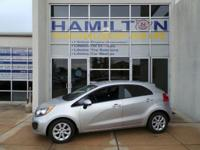 New Arrival! *CarFax One Owner!* This 2013 Kia Rio