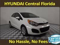 New Price!  **LOCAL ORLANDO AREA TRADE**, 4D Hatchback,