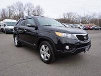 2013 Kia Sorento EX Black New Price! 1 owner car and it
