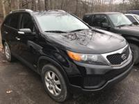2013 Kia Sorento LX AWD 6-Speed Automatic with