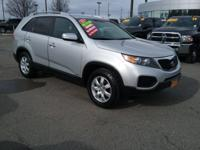 Check out this gently-used 2013 Kia Sorento we recently