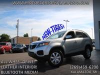 Options:  2013 Kia Sorento Lx V6 Awd|All Wheel
