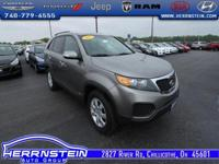 2013 Kia Sorento LX This Kia Sorento is Herrnstein