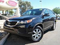 Options:  2013 Kia Sorento Lx|62560 Miles|Wireless Data