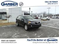 Introducing the 2013 Kia Sorento LX! Featuring a 2.4L 4