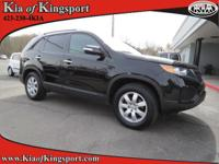 PREMIUM & KEY FEATURES ON THIS 2013 Kia Sorento