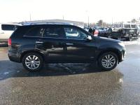 CARFAX One-Owner. Clean CARFAX. Black 2013 Kia Sorento