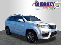 2013 Kia Sorento SX New Price! CARFAX One-Owner. AWD,