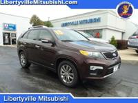 Options:  2013 Kia Sorento Sx|Red|Priced Below Kbb Fair
