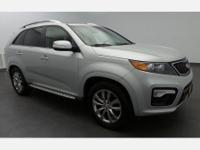 Sturdy and dependable, this Used 2013 Kia Sorento SX
