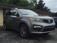 This 2013 Sorento is for Kia nuts looking high and low