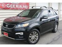 Leather, Moonroof, 3rd Row, 7 passenger seating, heated