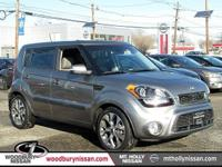 CARFAX One-Owner. Clean CARFAX. 2013 Kia Soul Plus FWD