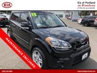 Come see this 2013 Kia Soul +. Its Automatic