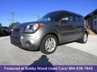 Snatch a bargain on this 2013 Kia Soul + before someone