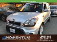 Options:  2013 Kia Soul +|Bright Silver