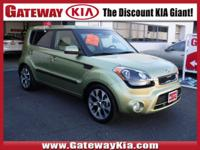 KIA CERTIFIED, THIS ALIEN SOUL EXCLAIM HAS A CLEAN