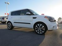 Low Miles! This 2013 Kia Soul will sell fast Bluetooth,