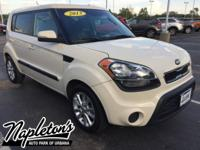 Recent Arrival! 2013 Kia Soul in Dune, ABS brakes,
