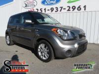 Titanium Pearl Metallic 2013 Kia Soul Base FWD 6-Speed