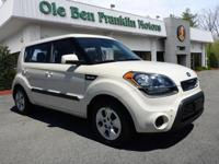 Options:  2013 Kia Soul Base|/|V4 1.6L Manual|53614