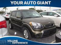 Check out this 2013 Kia Soul Base. Its Automatic